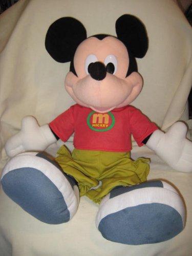 2000 Disney Mattel Jumbo Mickey Mouse 26