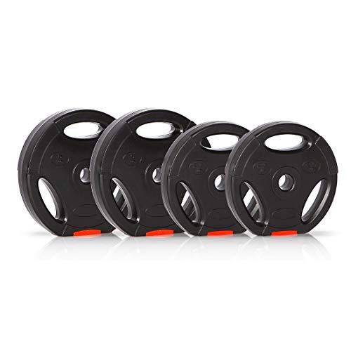 🥇 Ultrasport Discos de pesas