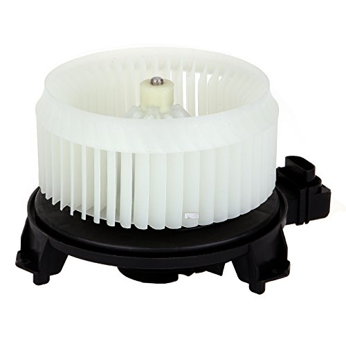 SCITOO Heater Blower Motor ABS Plastic w/Fan Motor fit 2006-2015 Toyota RAV4 2009-2014 Toyota Matrix 2009-2013 Toyota Corolla