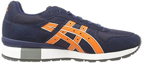 Asics GT-II, Unisex Adults' Trainers Blue Navy/Orange 5009