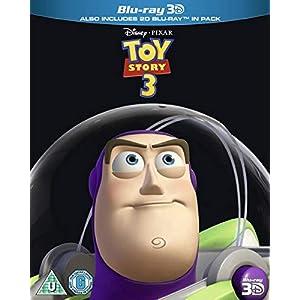 Toy Story 3 (Blu-ray 3D + Blu-ray) [Region Free]