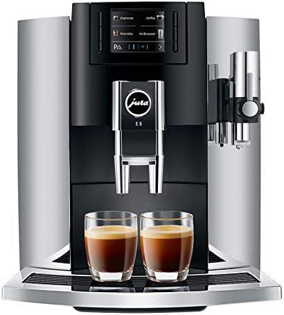 Jura E8 Automatic Coffee Machines 15271