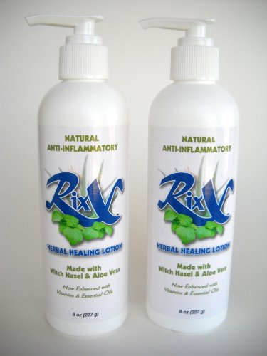 2 Pack - Rixx Lotion