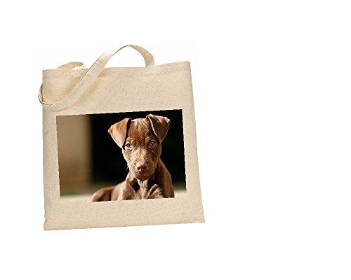 fc 185 Cotton Patterdale Terrier 100 Dog Bag f4SBq