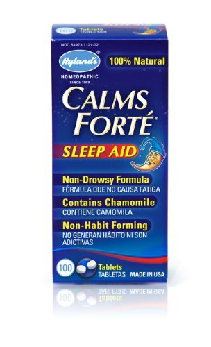 Hyland's - Calms Forte 100 tab by Hyland's Homeopathic