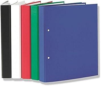 Ringbuch mit 2 Ringen 25mm Iderama A5 Farben sortiert