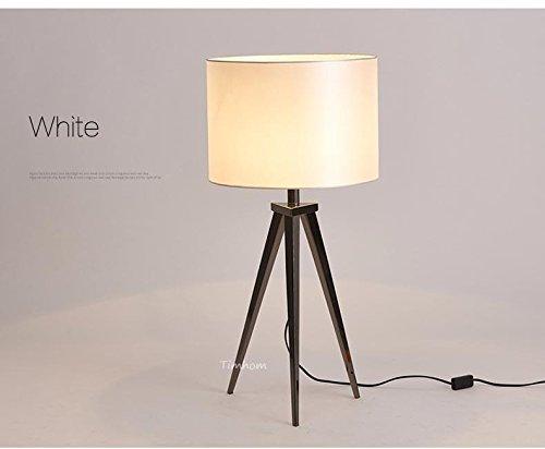 Ttr tessuto treppiede tavolo lampada ufficio soggiorno sala camera
