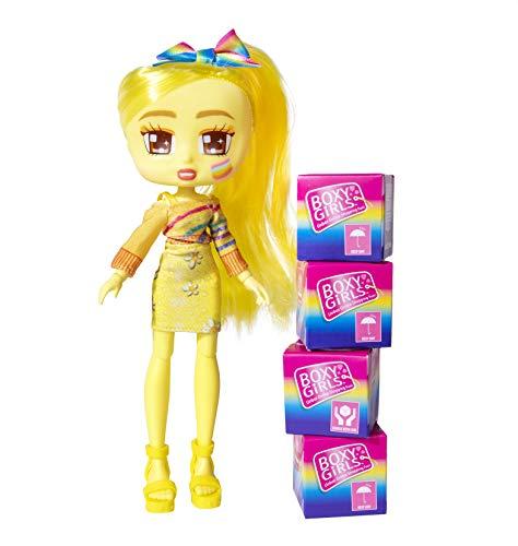 Boxy Girls - Rainbows Limited Edition - Goldie
