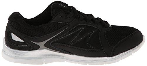 Fila Women's Memory Resilient 2 Training Shoe Black/Black/Metallic Silver U5ceBb