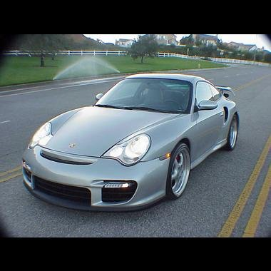 Amazon.com: Porsche 997 GT2 Front Bumper for Late 996 Carrera & 996 Turbo: Automotive