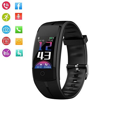 ip67 fitness tracker qs100 smart watch blood