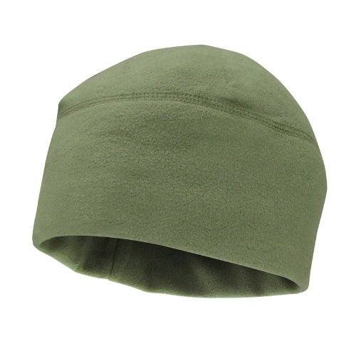 Condor Watch Cap (OliveDrab) - Olive Green Fleece