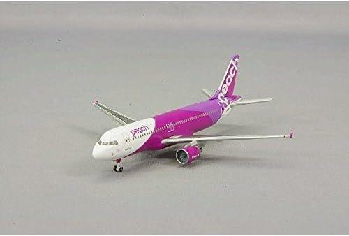 CROSSWING/クロスウイング A320-200 ピーチ・アビエーション JA801P 1/500スケール