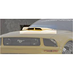 Xenon 12138 05-11 Ford Mustang Ram Air Style Hood Scoop - Unpainted