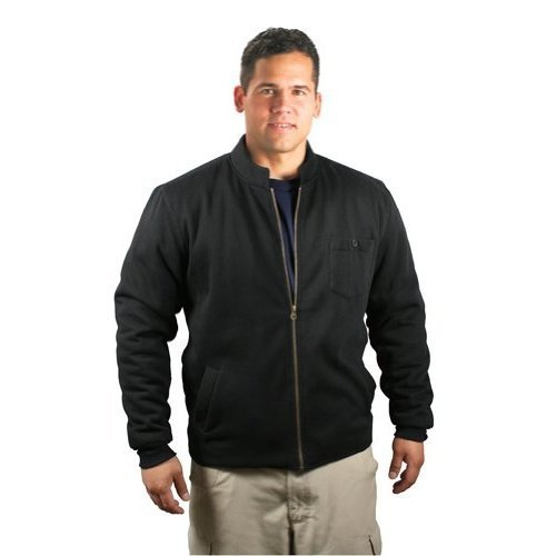 BLACK FLYERS INTERMEDIATE FLEECE JACKET