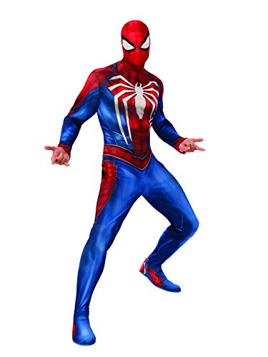 Rubie's 700758 Spider-Man Gamerverse Adult Costume X-Large As