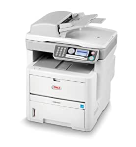 OKI MB480, fax, escanear, copiar, Láser, 1200 x 1200 DPI, 70000 páginas, escanear, N, imprimir