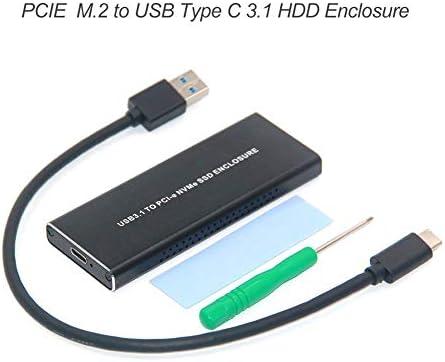 likeitwell Carcasa Disco Duro USB 3.1, Caja Disco Duro Externo De ...