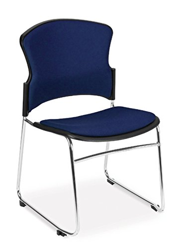 UPC 811588013845, OFM Multi-Use Stack Chair with Fabric Seat, Navy