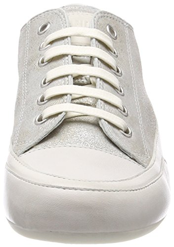 Femme Baskets Candice Passion Cooper argento Silber qtOPpzOy