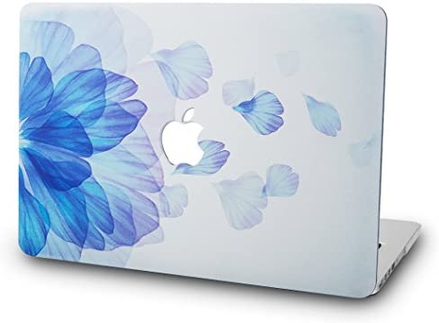 KECC Laptop MacBook Plastic Flower