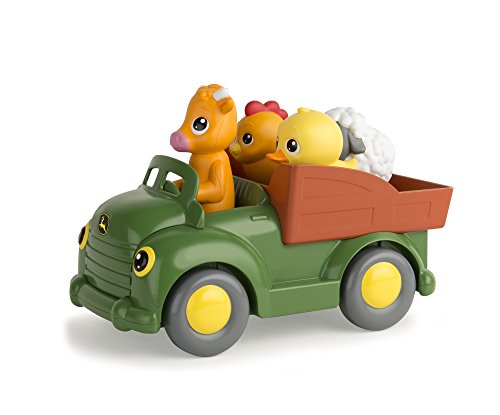 John Deere Learn 'n Pop Farmyard Friends Toy