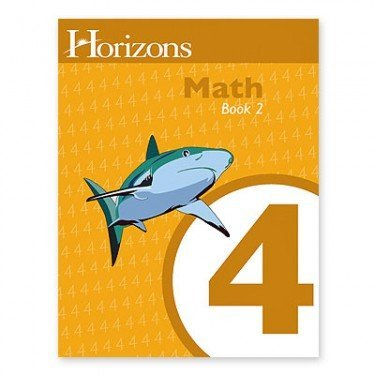 Horizons Mathematics 4, Student Workbook 2  (Lifepac)
