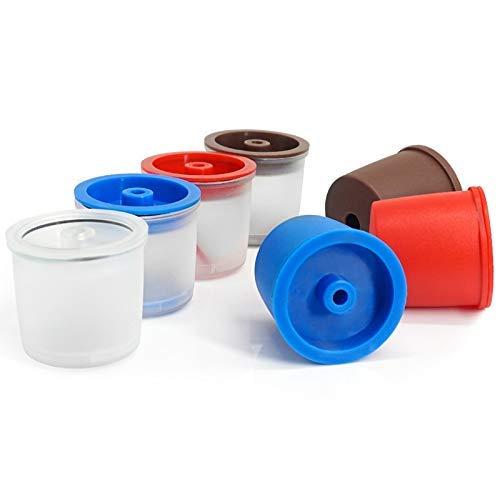 Unknown Filtros de café – Cápsula de Iperespresso Reutilizable Recargable, Tazas de café compatibles con máquinas Illy...