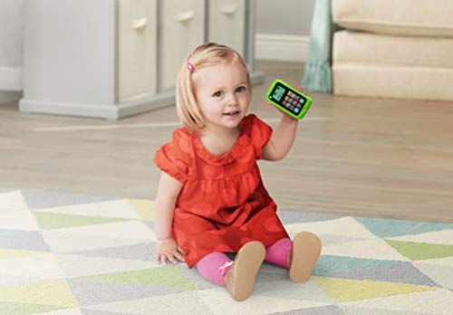 LeapFrog Chat and Count Smart Phone, Scout, Assorted Colors by LeapFrog (Image #4)