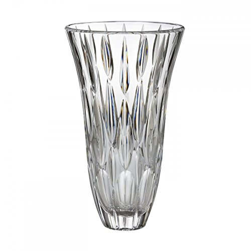 Ireland Crystal Vase (Marquis by Waterford Rainfall 11