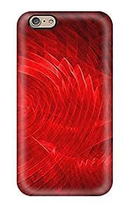 BXjzlGQ1698jDoBd ZippyDoritEduard Bright Red Texture Feeling Iphone 6 On Your Style Birthday Gift Cover Case(3D PC Soft Case) hjbrhga1544