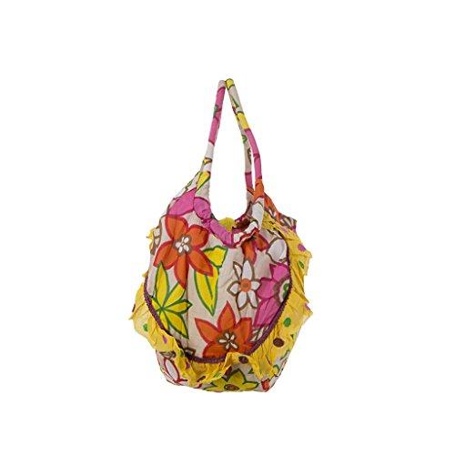 Lola Casademunt Damen Strandtasche Floral