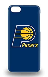 Anti Scratch And Shatterproof NBA Indiana Pacers Phone Case For Iphone 5c High Quality Tpu Case
