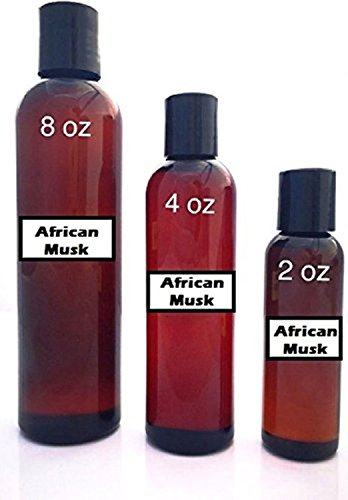 Pure African Musk Uncut Scented Body Oil Fragrance Unisex (2 - G One And D Perfume Rose The