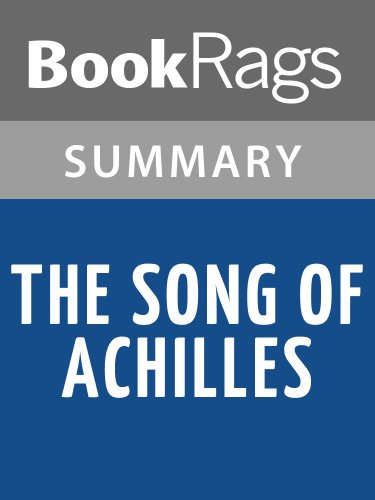 Summary & Study Guide The Song of Achilles by Madeline Miller