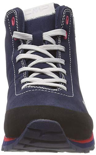 Chaussures Elettra Mid N950 CMP Femme Blue de Black Randonnée Hautes Bleu qFw7BEnO7W