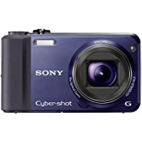 Sony Cyber-Shot DSC-HX7V 16.2 MP Exmor R CMOS Digital Still Camera with 10x Wide-Angle Optical Zoom G Lens, 3D Sweep Panorama, and Full 1080/60i HD Video (Blue) Explained Review Image