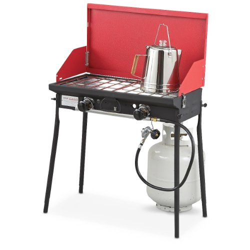 Camp Chef Sport Utility DJ-60LW Table Top Sport Stove, Outdoor Stuffs