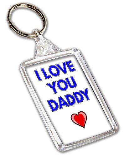 Love Keychain compleanno Akgifts regalo papà festa di amorevole You del I Daddy IxaP1aqwU5