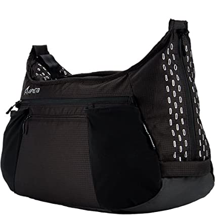 444a13e8b32d Amazon.com  Apera Performance Duffel 43L Gym Bag - Black  Sports ...