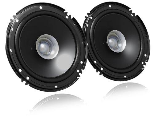 JVC CS-J610X Dual Cone 6.5Inch 16cm Coaxial Car Speakers 300W