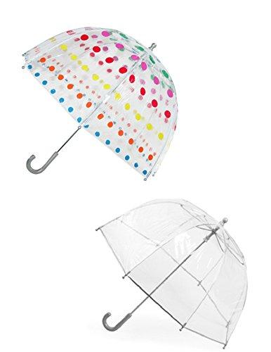 Totes Kids Clear Bubble Umbrella