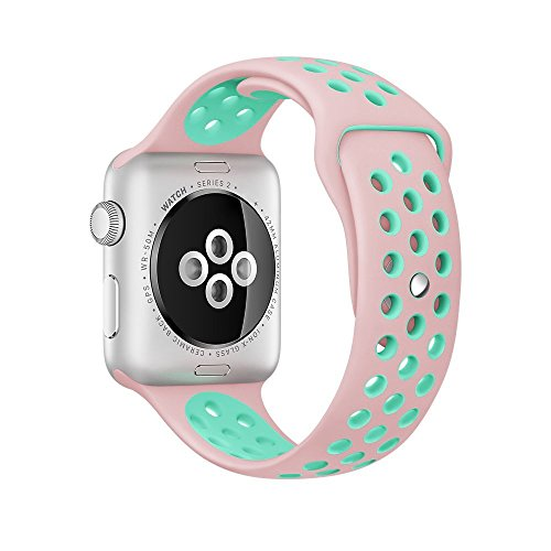 Apple Lamshaw Silicone Replacement iWatch product image