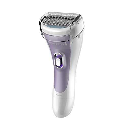 Remington WDF4840 Women's Smooth and Silky Foil Shaver, Purple (Certified - Remington Head Guard