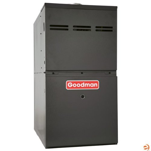 (Goodman GMS80804BN Gas Furnace with 80% Afue, 80,000 Btu, 4 Ton)