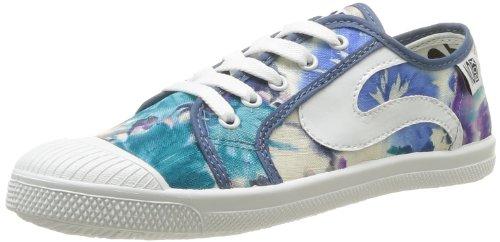 No Box Bahia - Zapatillas de Deporte de tela mujer azul - Bleu (Paradise)