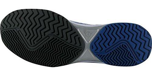 Dunlop - Zapatillas de tela/sintético para hombre Azul azul 40 EU