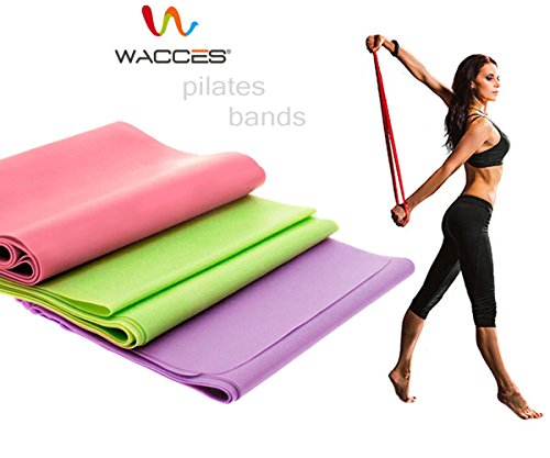 Cheap Pilates Resistance Band Stretch Therapy tubing exercise fitness bands Set with Door Anchor and Carrying Bag