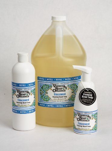 how to make foaming hand soap with castile soap