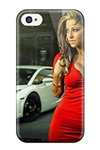 High Quality Alicsmith Model Skin Case Cover Specially Designed For Iphone - 4/4s